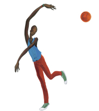 H.O.R.S.E. <br>A Game of Basketball and Imagination