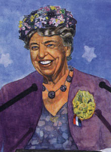 Picture Book of Eleanor Roosevelt, A