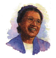 Picture Book of Rosa Parks, A