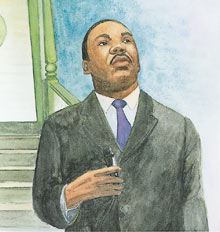 Picture Book of Martin Luther King, Jr., A