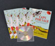 4 Paperback Set and 1 CD